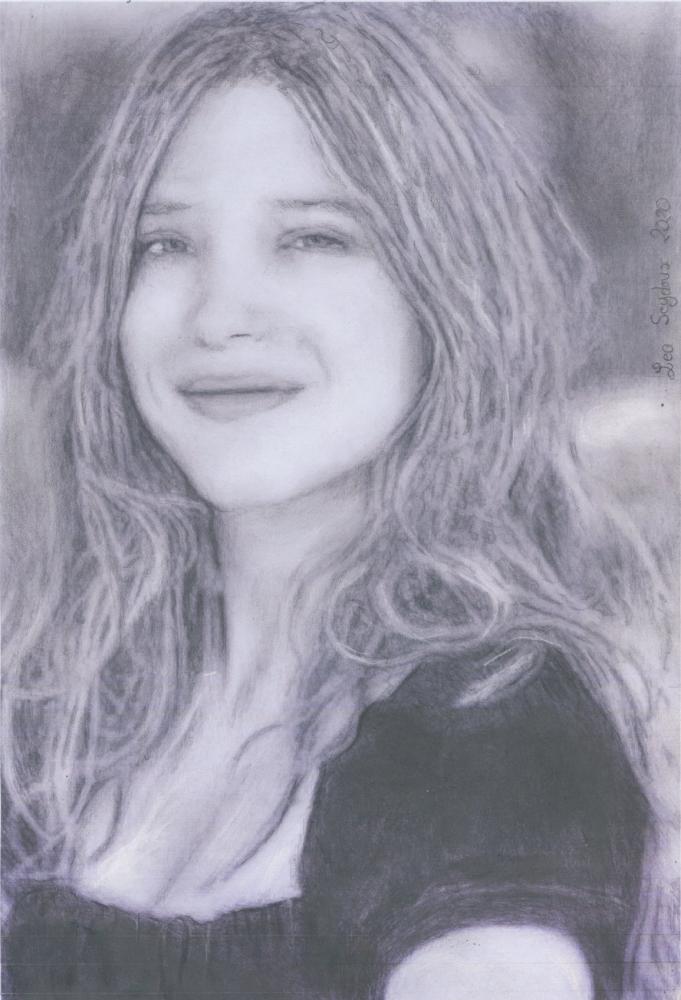 Léa Seydoux par baudet
